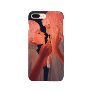 Candle girl Smartphone cases