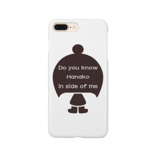 Hanako-logo Smartphone cases