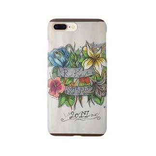 R.K.Shop- flowers Smartphone cases