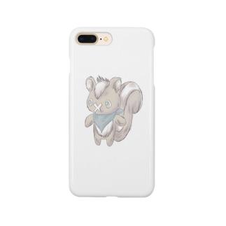 クロスカンク Smartphone cases