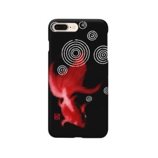 琉金 Smartphone cases