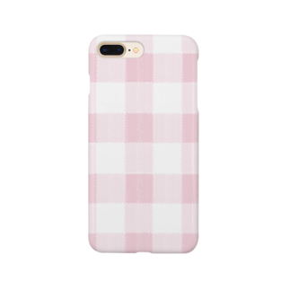 PAPER  HEKISUIのPINK Smartphone cases