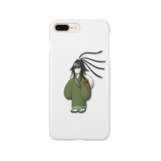 松ヶ崎さん Smartphone cases