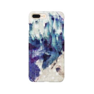 『Feather Luck』 Smartphone cases