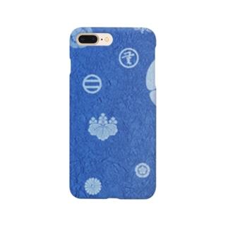 KAMON1-Blue & White- Smartphone cases