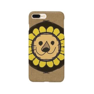きままなライオン Smartphone cases
