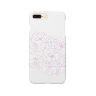 桜さくさく Smartphone cases