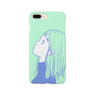 遠ざかる Smartphone cases