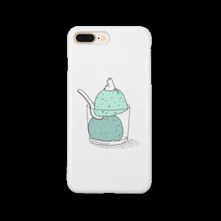 石川ともこのさわやかチョコミン党 Smartphone cases