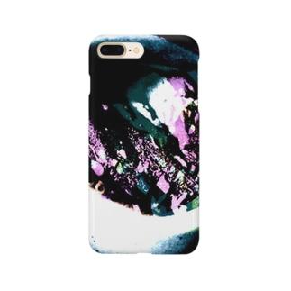 ダークネスピンク Smartphone cases