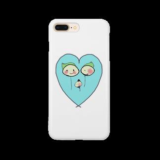 cocoyumi8のもやまめくん。 Smartphone cases