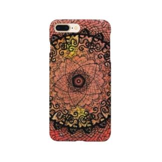 苦痛曼荼羅(カラー) Smartphone cases
