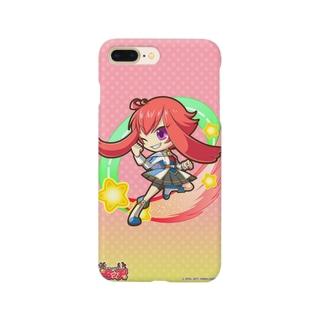 ピタッチ! クレア・ヘイル Smartphone cases