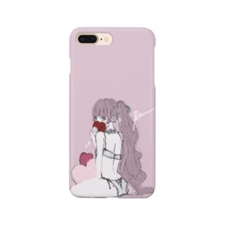片想い。 Smartphone cases