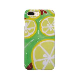 レモン花火 Smartphone cases