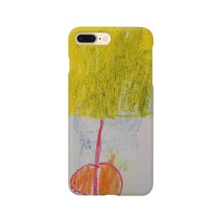 フーラワー Smartphone cases