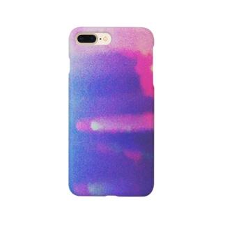 プラズマっぽい Smartphone cases