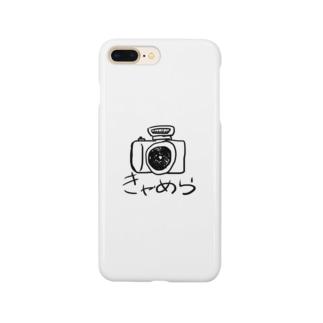 きゃめら Smartphone cases