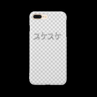 たばねのスケスケ Smartphone cases