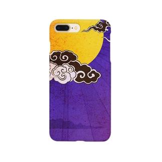 妖々の月 Smartphone cases