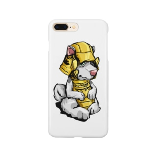 徳川犬康 Smartphone cases
