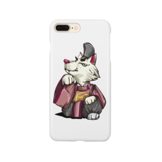 犬川義元 Smartphone cases