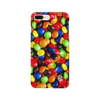 チョコレート Smartphone cases