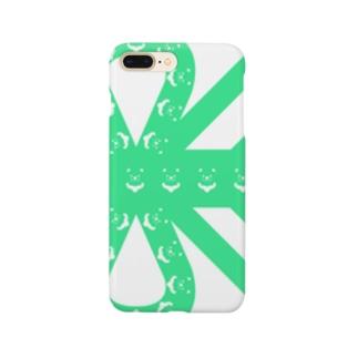 いぬリボン Smartphone cases