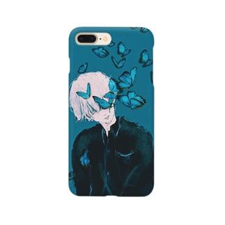 アゲハ蝶。 Smartphone cases
