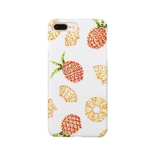 元気な色彩 Smartphone cases