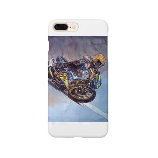 レーシング魂 Smartphone cases
