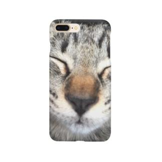 おひるねティノたん Smartphone cases