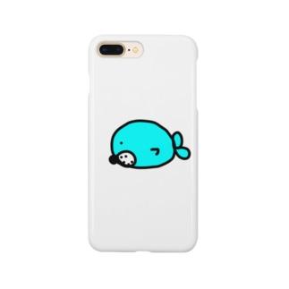 まんまるゴマちゃん Smartphone cases
