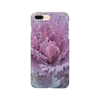魅力的な葉っぱ Smartphone cases