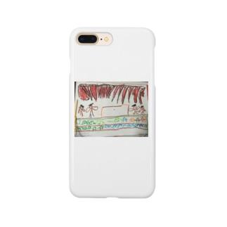 発表会(秀斗のお絵描き) Smartphone Case