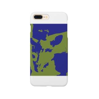 ひそむきりん Smartphone cases