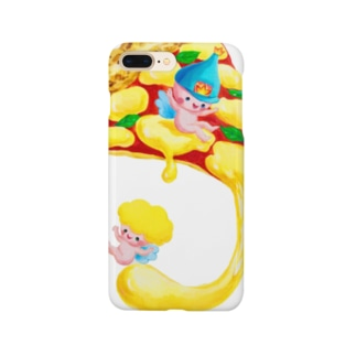 pizza滑り台 Smartphone cases
