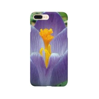 早春の朝 Smartphone cases