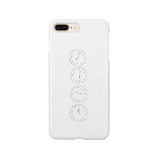 みんなのとけい Smartphone cases