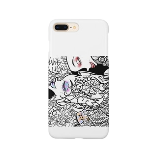"""colorful individuality #1"" by F.W.W. Smartphone cases"