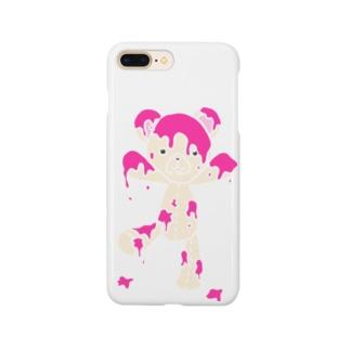 ぶっかけぐま Smartphone cases