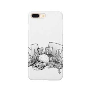 MEAT! Smartphone cases