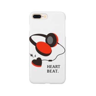 HEART BEAT Smartphone cases