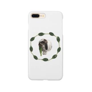 小松菜パラダイス Smartphone cases