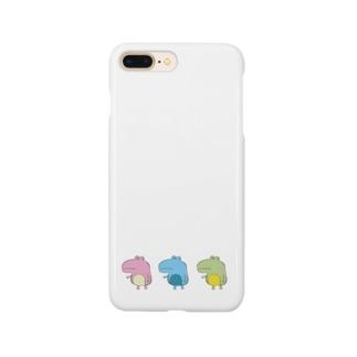なかよしなかえるたち Smartphone cases