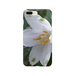 白雪の様に Smartphone cases