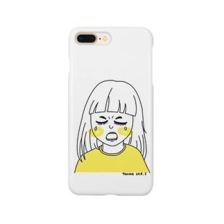 毎日泣いてる我が子 Smartphone cases