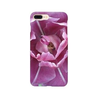 美しさのダブルフラワーズ Smartphone cases
