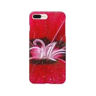 情熱的に・・・ Smartphone cases