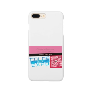 colosEXPO 2018 meets dpost.jp Smartphone cases